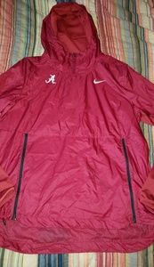 Nike lightweight Alabama pullover windbreaker